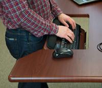 iMovR SteadyType Keyboard Tray